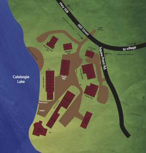 Calabogie_Lodge_Site_Map